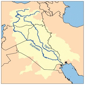 Tigris and euphrates rivers the geography of ancient mesopotamia like other river valley civilizations egypt the people of the indus river valley the people of mesopotamia relied heavily on fairly regular spring gumiabroncs Gallery