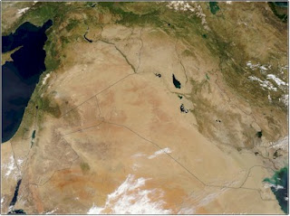 Tigris and Euphrates Rivers  The Geography of Ancient Mesopotamia