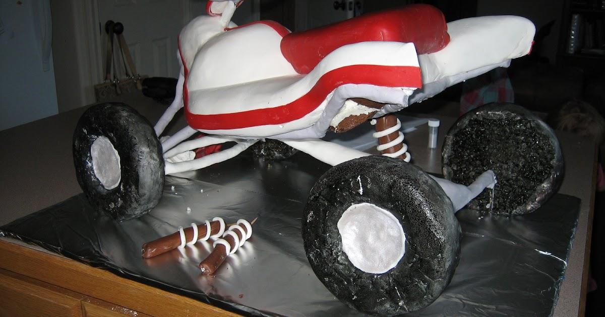Auto Mechanic Cake Design