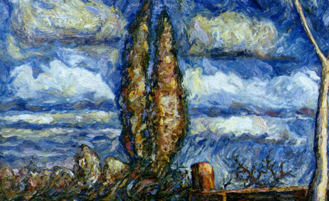 Oil Painting Medic: Painting Oil Impasto Uses up Too Much Paint