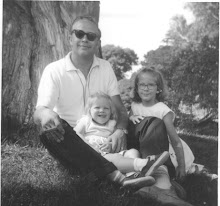 My Dad, me and Patty