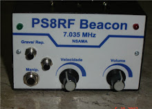 Beacon TX 7.035 MHz 3W