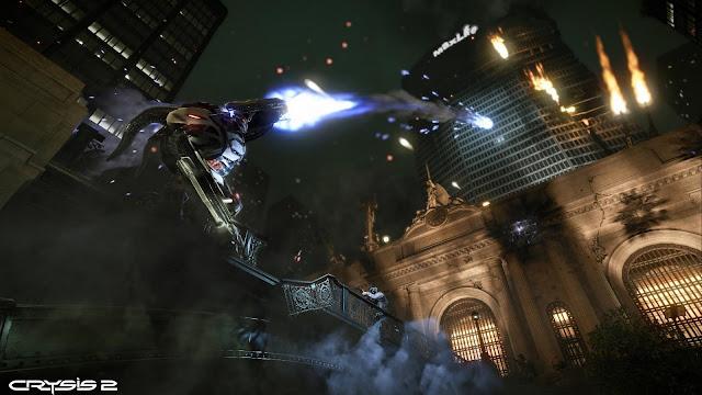 Conferencia EA, E3 2010, Crysys 2 capturas