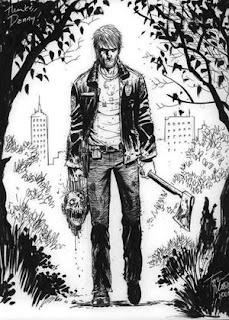 The Walking Dead Rick Grimes Comic