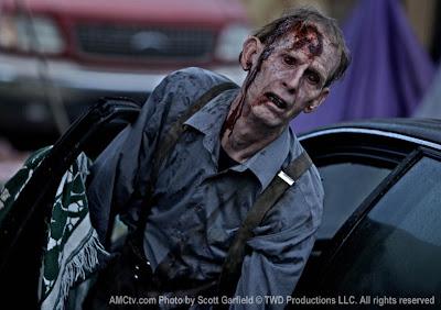 Walking Dead TV Series Zombie