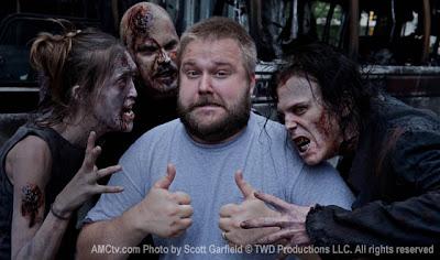 Walking Dead TV Series Robert Kirkman
