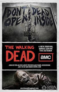 Poster The Walking Dead AMC