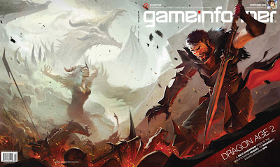 Dragon Age Origins II Game Informer