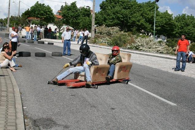 Sofás Racing Team