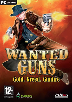Wanted Guns french CapTain Tracker FRENCH DVDRIP preview 0