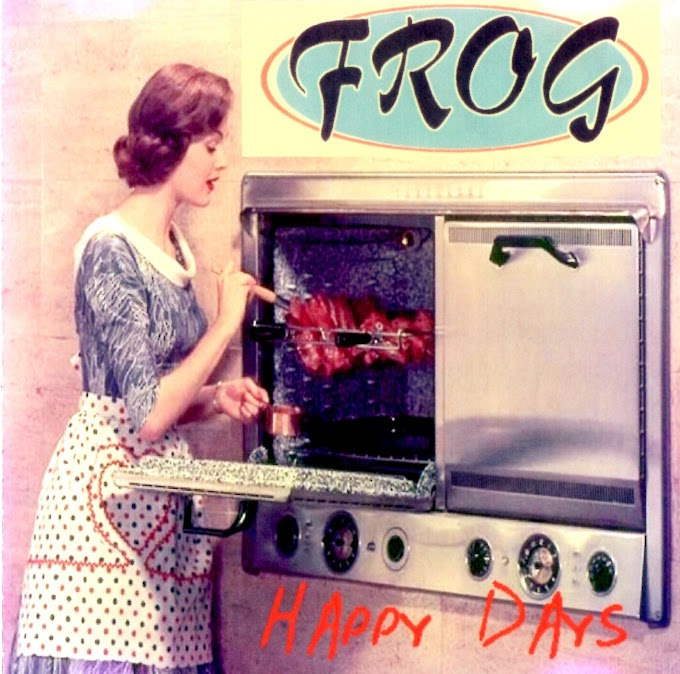 Frog - Happy Days EP (2000)