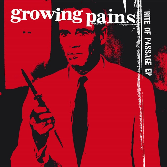 Growing Pains - Rite Of Passage EP (2010)