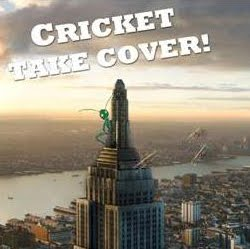 Cricket - Take Cover EP (2009)
