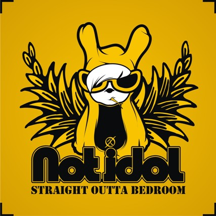 <center>Not Idol - Straight Outta Bedroom EP (2010)</center>