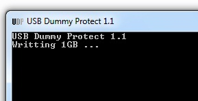 How to protect Your USB Drive From Virus by using Dummy File