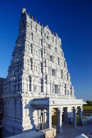 THOUGHTS ON ARCHITECTURE AND URBANISM: Hindu Temple of ...