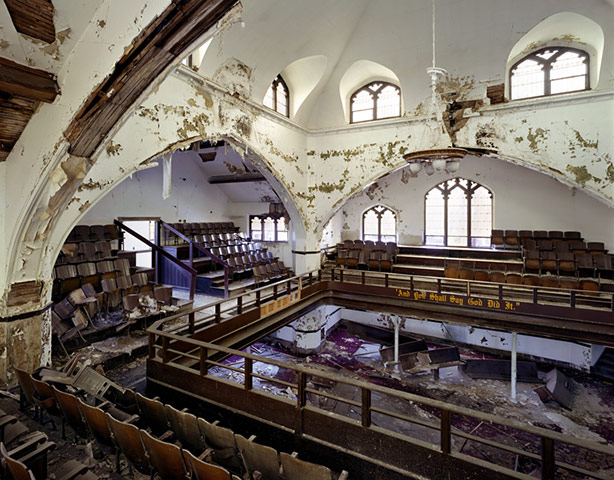 thoughts on architecture and urbanism  detroit in ruins