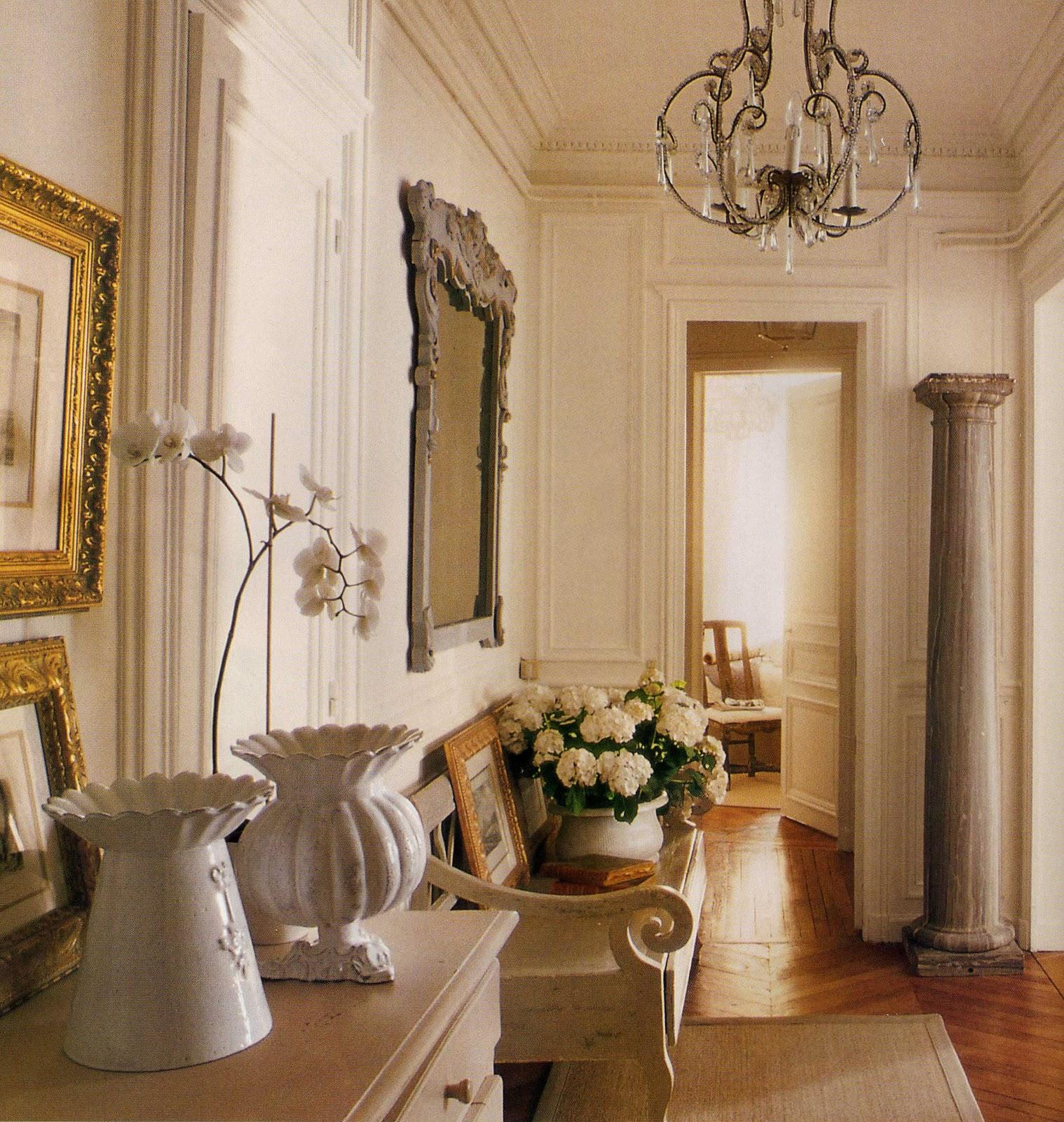 BOXWOOD TERRACE: A Dream Paris Apartment