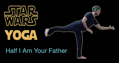 star wars yoga  the geeky exercise