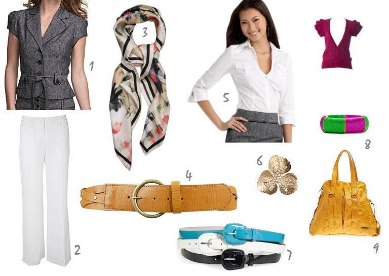 Fashion, Lifestyle And Beauty: Summer Office Wear