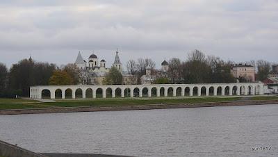 Ярославово дворище, Великий Новгород