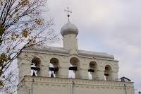 Софийская звонница Великий Новгород фото yuri1812