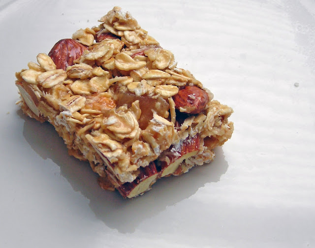 Recipes By Rachel Rappaport Ginger Coconut Milk Amp Cereal Bars