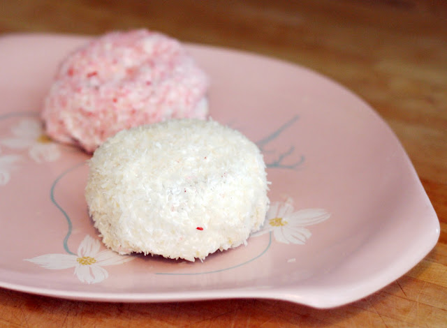 Recipes by Rachel Rappaport: Homemade Sno-balls