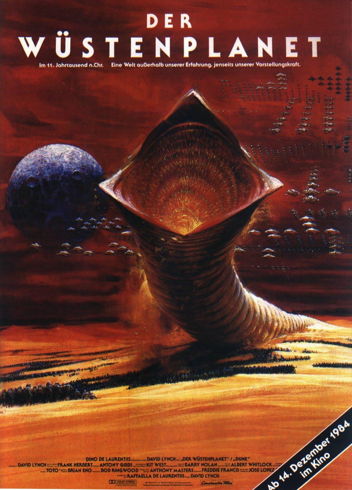 Dune Der Wüstenplanet