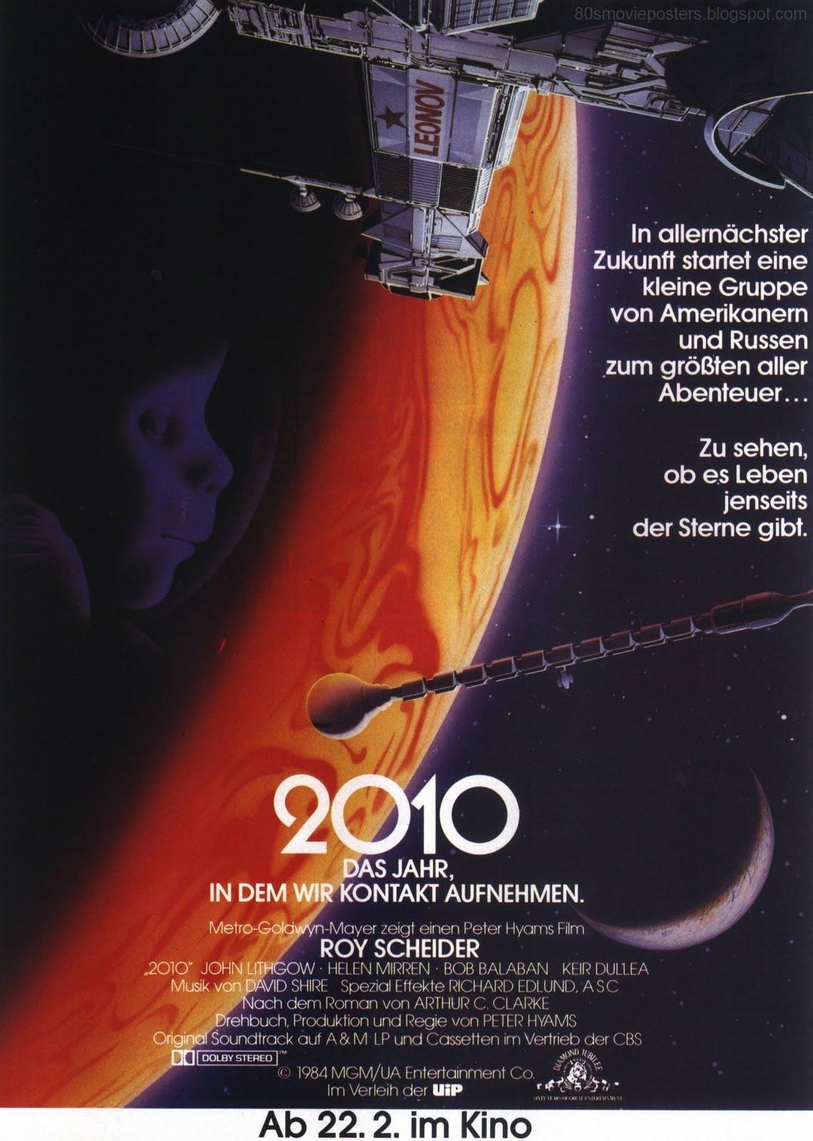 2010 Das Jahr In Dem Wir Kontakt Aufnehmen