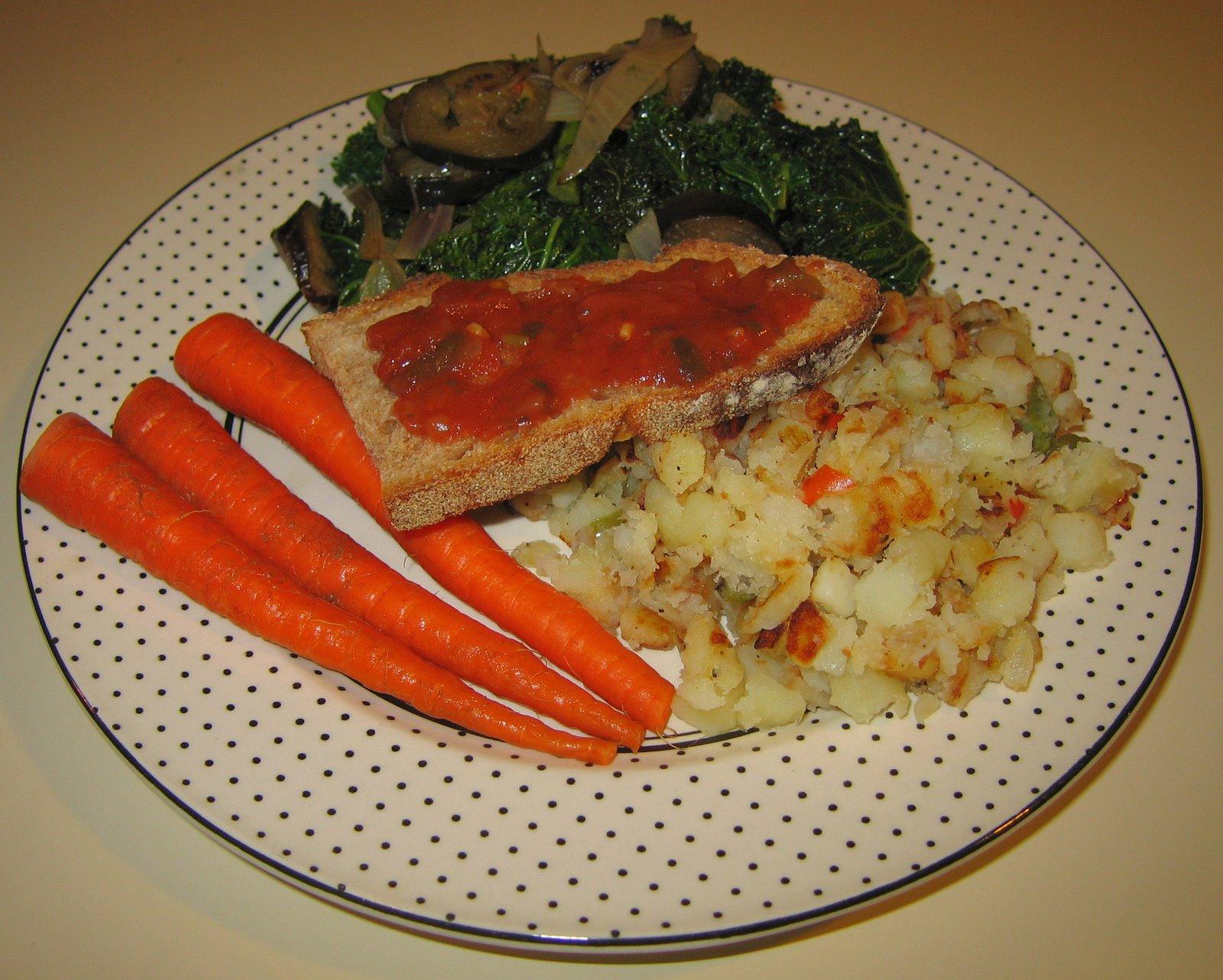 [20080307+Kale+with+Eggplant,+Potatoes+O]