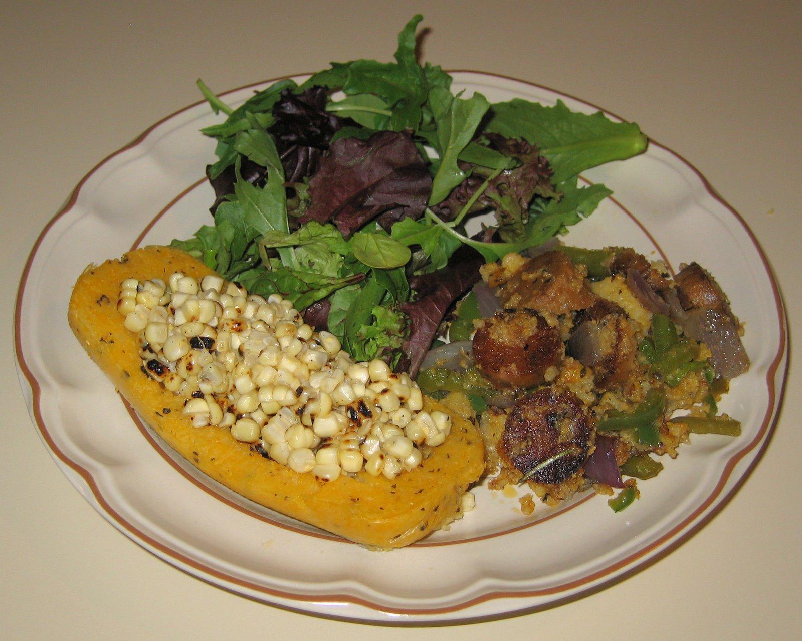 [20070622+Roasted+Corn+served+in+Baked+Polenta,+Polenta-]