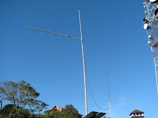 9W2KMC SUNGAI PETANI AMATEUR RADIO: PENYENGGARAAN ANTENNA REPEATER G