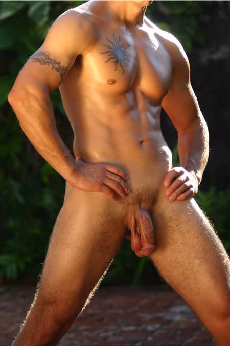 naked men balls nuts