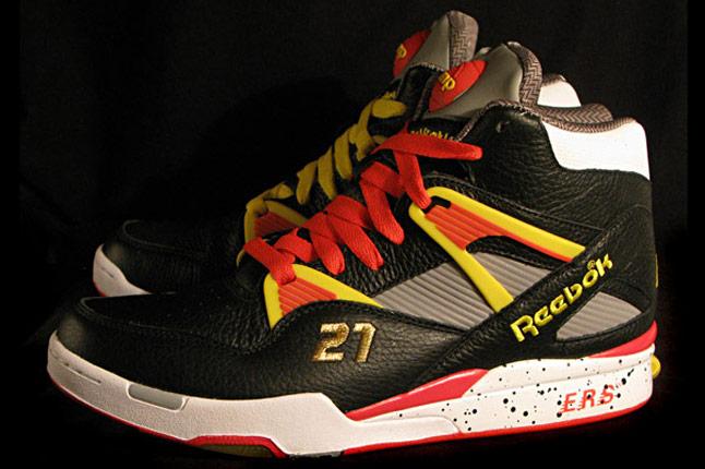 "new concept 6e017 25b8a Packer Shoes x Reebok Pump Omni Zone (Nique) ""Dominique Wilkins"""