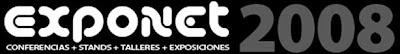 Logo Exponet 2008