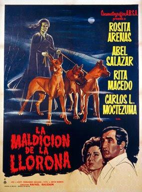Follow Me I Ll Show You The Terror La Maldicion De La Llorona