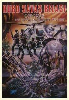 BAMBOO GODS AND BIONIC BOYS: Robowar (1988)