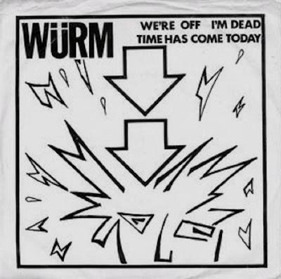 The Post Punk Progressive Pop Party: Wurm - We're Off