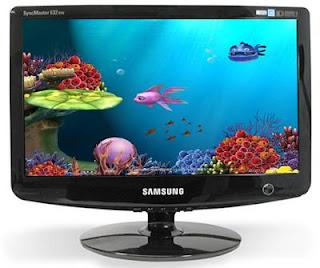 CONSULTORA DE COMPRAS REBECCAFREITAS: Monitor LCD 15 6 633NW Preto Piano SANSUNG R$ 428 00