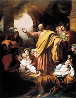 St. Peter at Pentecost