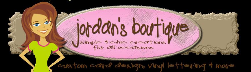 Jordan's Boutique
