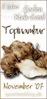 Garten-Koch-Event Topinambur - Rezepte mit Topinambur
