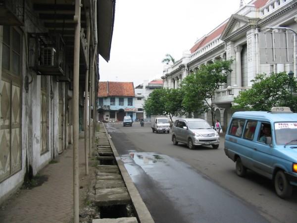 Jakarta - Sightseeing im Kolonialviertel