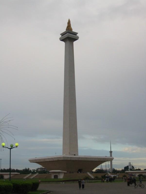 Nationaldenkmal Monas, Jakarta