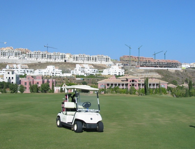 Golfen in Andalusien - Flamingos Golf Club