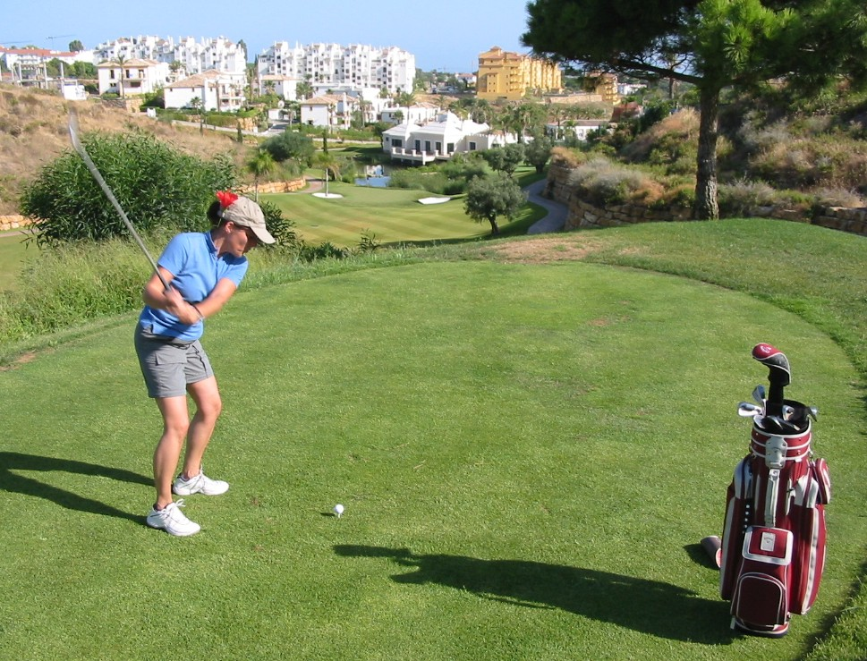 Golfen in Andalusien - La Resina Golf & Country Club