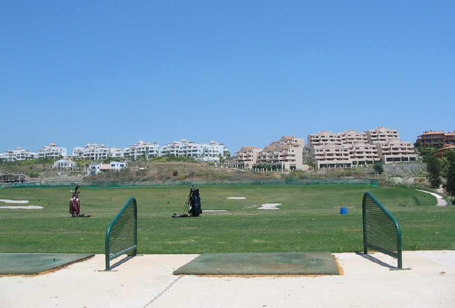 Andalusien - Driving Range Atalaya Golf & Country Club