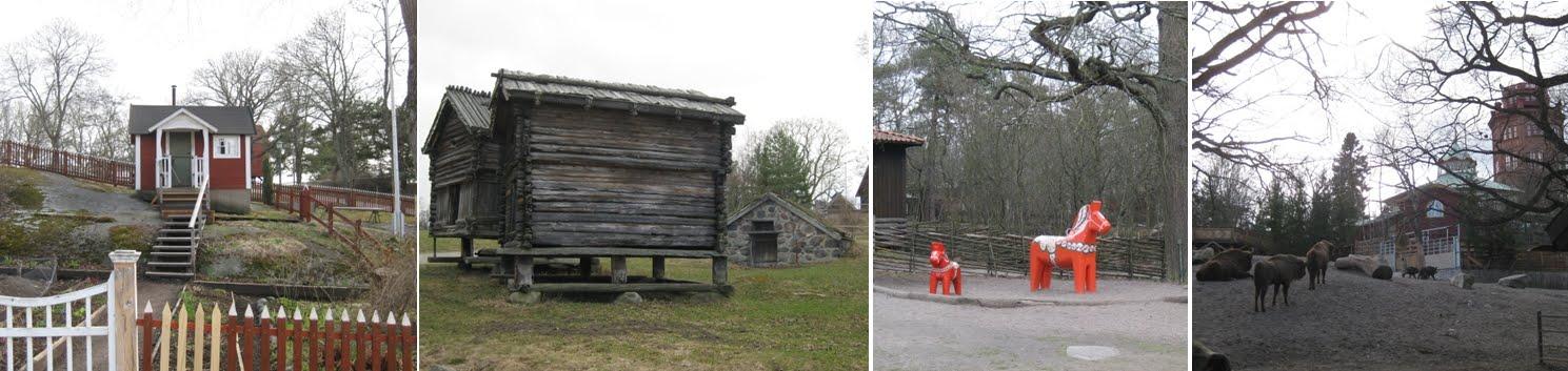 Stockholm: Skansen Impressionen