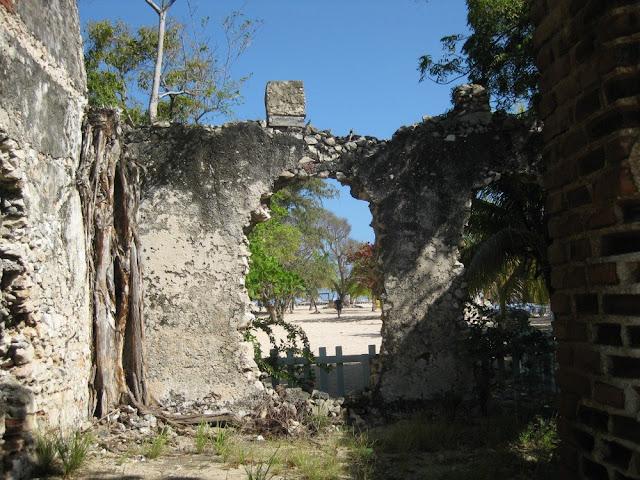 Labadee - Ruinen